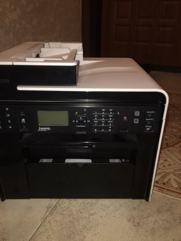 принтер 3в1 canon 4410 в Кыргызстан: МФУ принтер 3в1 Canon MF4870dn. ксерокс сканер копия, состояние идеаль