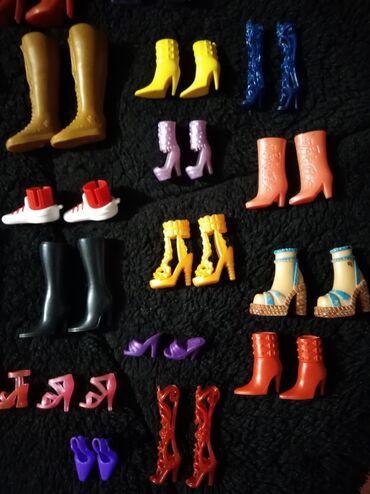Детский мир - Манас: Обувь для куклы барби. Читайте пжл внимательно!!! Туфли 1 пара-90с. Са