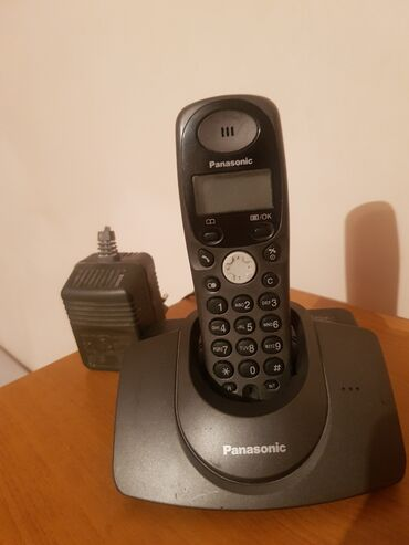 Бытовая техника - Кыргызстан: Радио телефон Panasonic, район Политеха