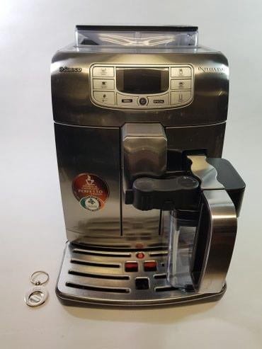 встраиваемая кофемашина saeco в Кыргызстан: Кофеварка saeco Intelia Evo Latte в нержавейке. Состояние отличное