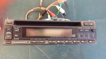 Elektronika za auta - Backa Palanka: KENWOOD KDC-8020R radio cd pleyer je u odlicnom stanju, sve ispravno