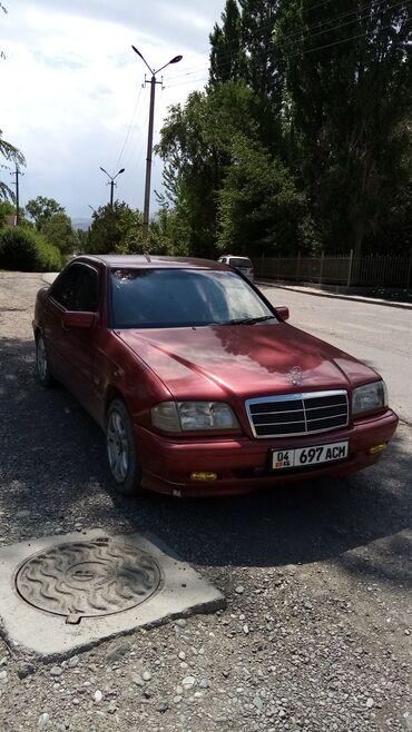 Транспорт - Исфана: Mercedes-Benz C 180 1.8 л. 1994