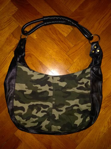 Sport i hobi - Sabac: Nova New Yorker military torba, 43x26 cm, 3 unutrašnja džepa