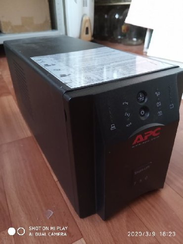 акустические системы apc беспроводные в Кыргызстан: SUA750I APC SurgeArrest Smart-UPSХарактеристики:500 Вт / 750 ВА16,4