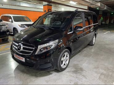 Mercedes-Benz V-klass 2.2 л. 2015 | 247000 км