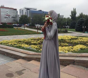 нарядное платье в пол в Кыргызстан: Продаю нарядное платье в пол.Производство ТурцияРазмер: S/M Одевала