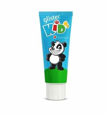Другие товары для детей в Балыкчы: Фторсодержащая паста зубная паста Glister Kids создана на основе