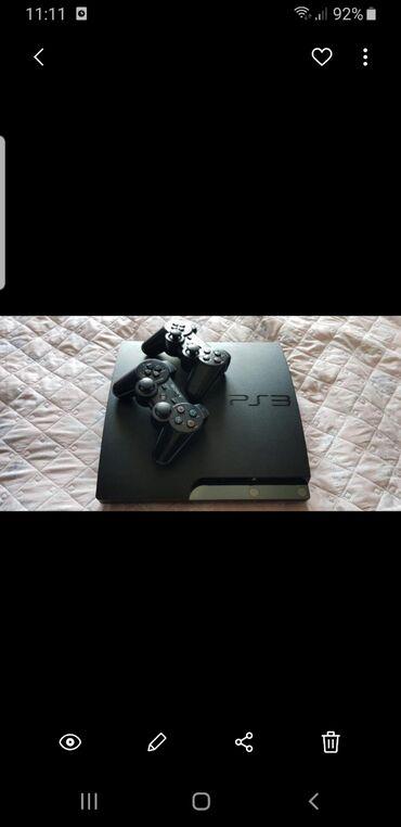 sony playstation 3 superslim в Кыргызстан: SP-3 домашний память 160-GB. Прошит, игры закачены футбол, бродилки