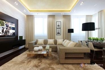 Ремонт квартир и домов по-европейски стиле город Ош в Ош