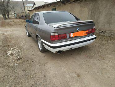 бмв 525 в Кыргызстан: BMW 525 2.5 л. 1991   22222 км