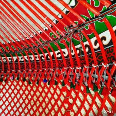 Юрты - Бишкек: Арендага жасалгалуу боз үйлөр берилет