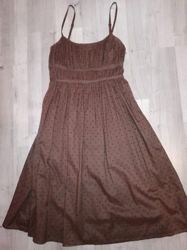Haljina st - Srbija: Prelepa letnja haljina Velicina: SCena: 500 dinStanje: nikad obucena