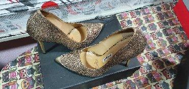 синие туфли на каблуках в Кыргызстан: Женские туфли 37.5