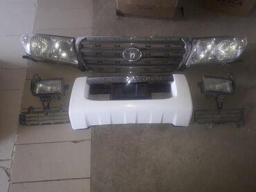 тойота-урбан-крузер в Кыргызстан: Тойота ланд крузер фара решётка