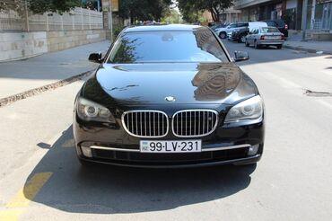 BMW - Azərbaycan: BMW 760 6 l. 2009   152000 km