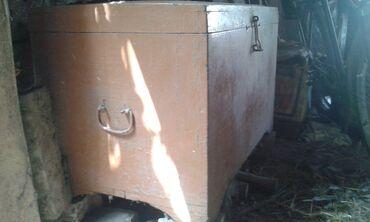 51 объявлений: Сундук деревянный, размер 90/51/ 55 см. в хорошем состоянии, 1200 сом