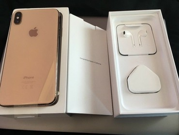 Apple IPhone Xs Max 512GB σε Γαλατινή