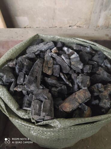 Деревянный уголь