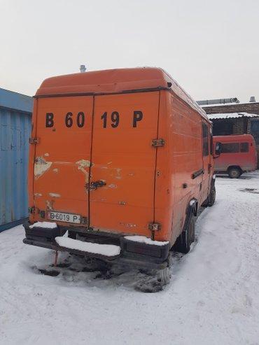 мерс гигант в Бишкек
