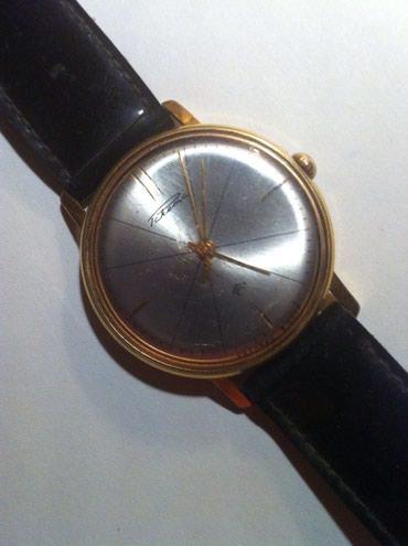 Bakı şəhərində Позолоченные часы 50-е годы прошлого века -сделано в СССР