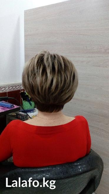 5 микрорайон. парикмахерская-стрижки в Лебединовка