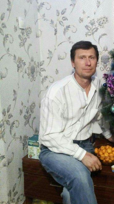 """Русский 47 лет, водитель категории """"ВС"""" в Бишкек"""