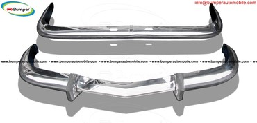BMW 2000 CS Sedan year (1965-1969) bumper stainless steel in Banepa