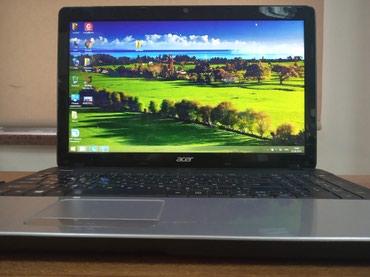 Ноутбук acer core i7 .Состояния очень отличная в Бишкек