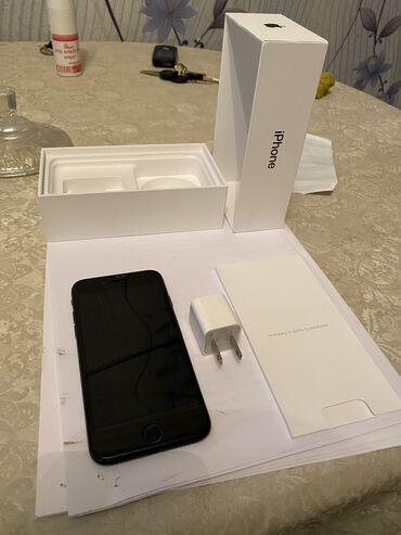 İphone 7 32GB black saz vezyetdedi heçbir prablemi yoxdu batareyasi 99
