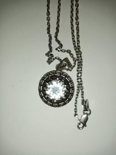 Личные вещи - Каинды: Продаю серебряную цепочку с кулоном цена 500 с, серебряные серьги