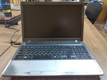 Продается ноутбук Samsung 4 ядерный для офисных задач, для средних игр