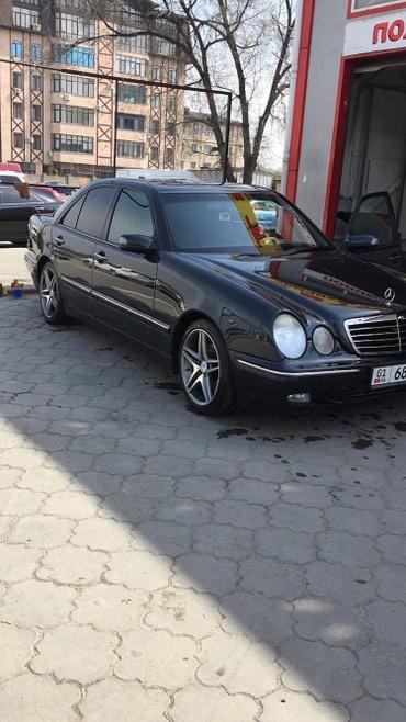 Mercedes-Benz E 200 1999 в Бишкек