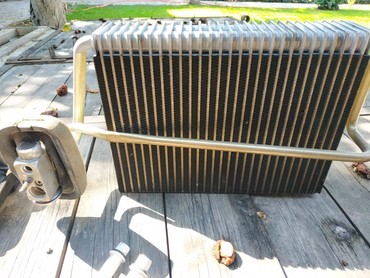 Радиатор печки на Мерседес w210. Европа. Оригинал. Цена 2500 сом