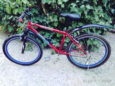 велосипед урал цена в Кыргызстан: В городе Ош. Срочно продается велосипед. Сост идеал. Без вложений. Ра