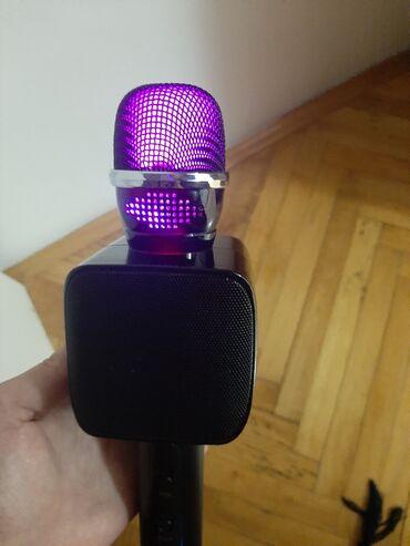 Mikrofoni   Srbija: Bluetooth mikrofon   -2x3w zvucnik