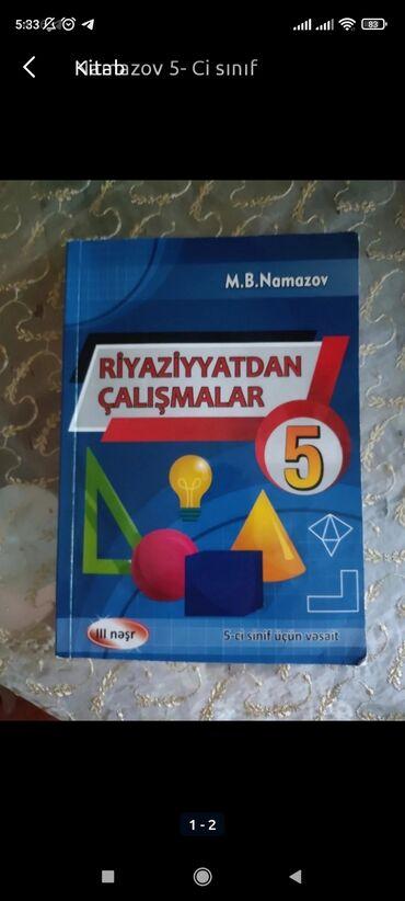 Namazov 5 Ci sınıf