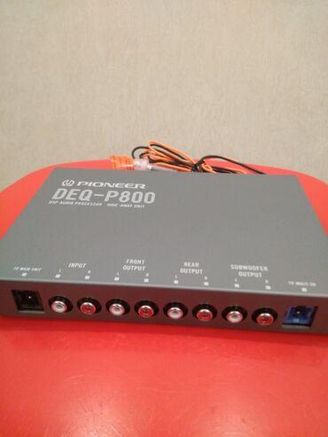 pioneer 6050 в Кыргызстан: Продаю эквалайзер автомобильный/ процессор/ Pioneer, новый в упаковке