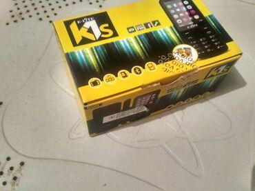 Продаю телефон K-lite . Почти новый коробка документы зарядка 400