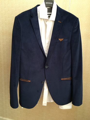 Шикарный пиджак размер - ( M/l) в Бишкек