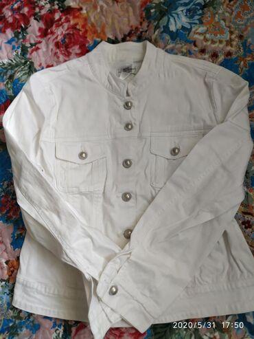 Белая джинса