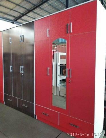 торги офисная мебель в Кыргызстан: Новый шкаф Мебел новые шифоньер в наличии на складе и доставка