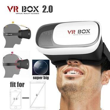телефон fly bl9205 в Азербайджан: 360 dərəcə videolara baxmaq uchun tam yeni VR BOX