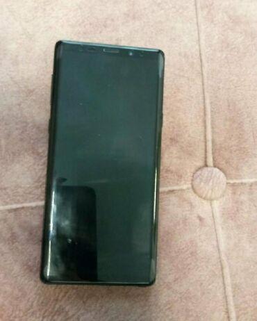 Samsung Bakıda: İşlənmiş Samsung Galaxy Note 9 128 GB qara