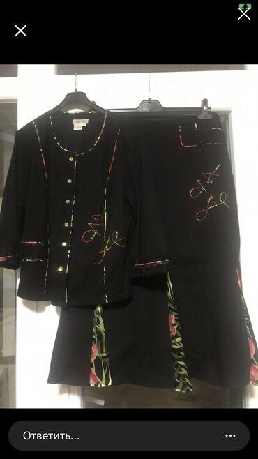 Стильный костюм  Размер :48-50 Стоимость : 2300