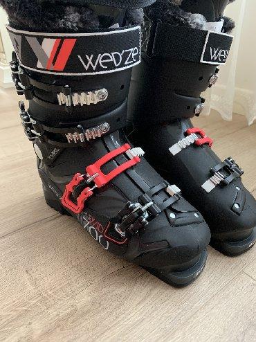 Лыжи - Кыргызстан: Новые лыжные ботинки .  Производство Венгрия Французкая компания Wed