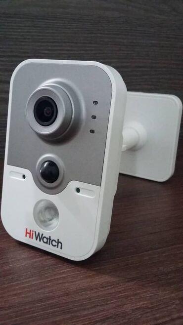 IP Стандартная Камера Hiwatch (DS-I114)Прекрасно работает в режиме