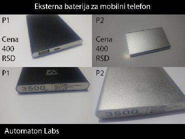Eksterne baterije | Beograd: Totalna rasprodaja powerbankova