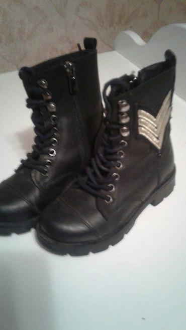 Bakı şəhərində Теплые ботинки 26 размер длина подошвы 18.5 см
