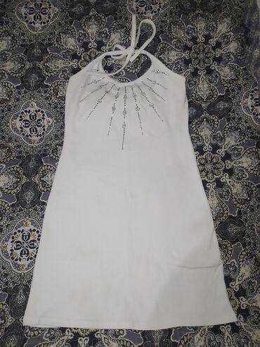 Продаю белое платье