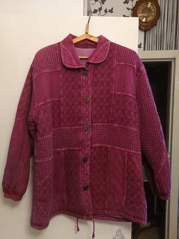 Куртки - Кыргызстан: Женская куртка на синтепоне. Размер 52-54. В отличном состоянии